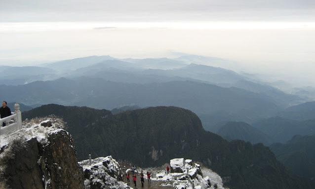 Mt. E'mei, 峨眉天下秀, 2007