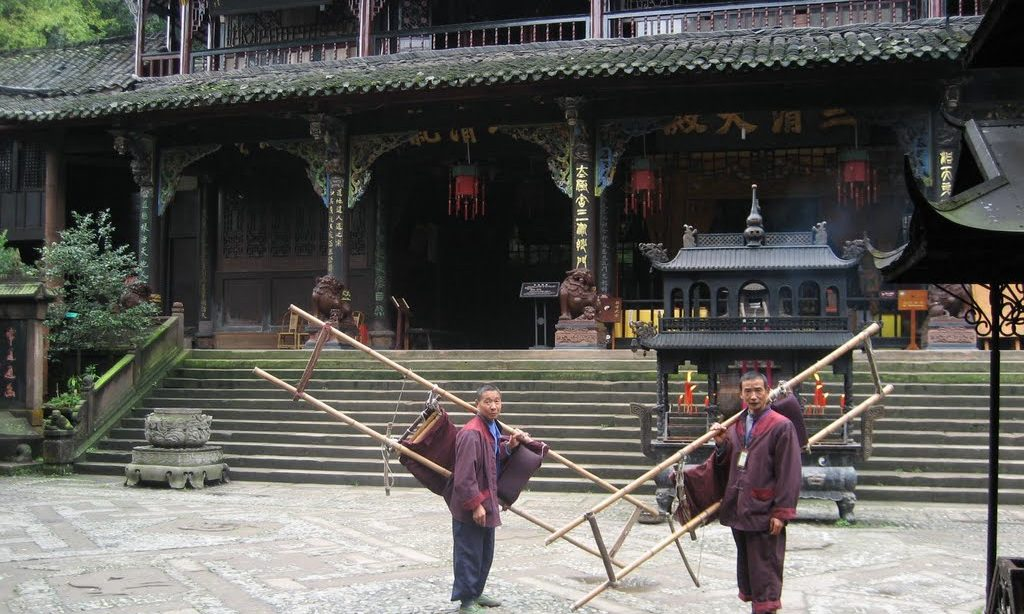 Mt. Qingcheng, 青城天下幽, 2007