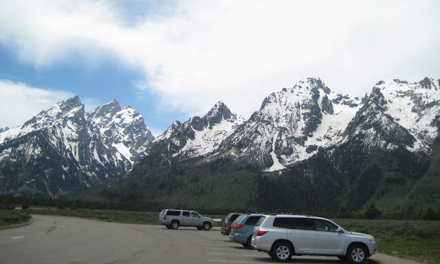 Grand Teton National Park, 2008