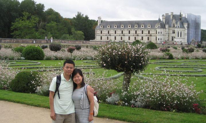 Ambroise-Blois, Loire Valley, France, August 2010