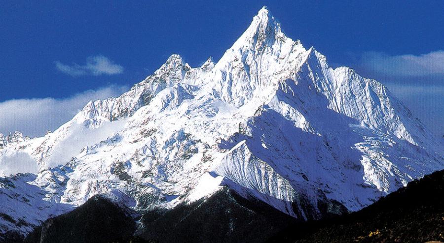 梅里雪山, 云南迪庆 (6,740m)