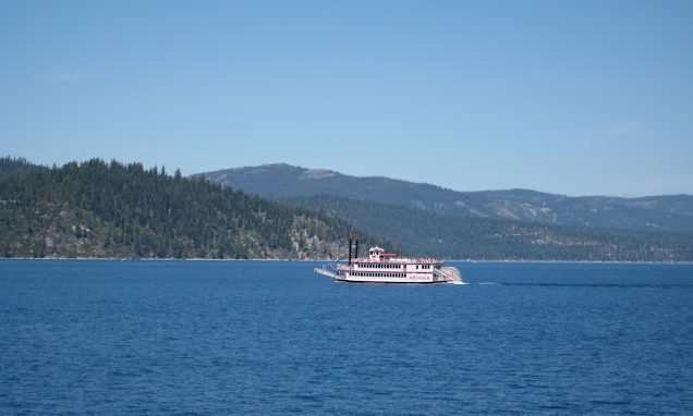 Lake Tahoe, California, 2008