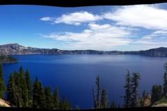 Crater Lake National Park, Oregon, July 2013