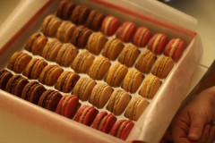 Pierre Herme's macaron feast