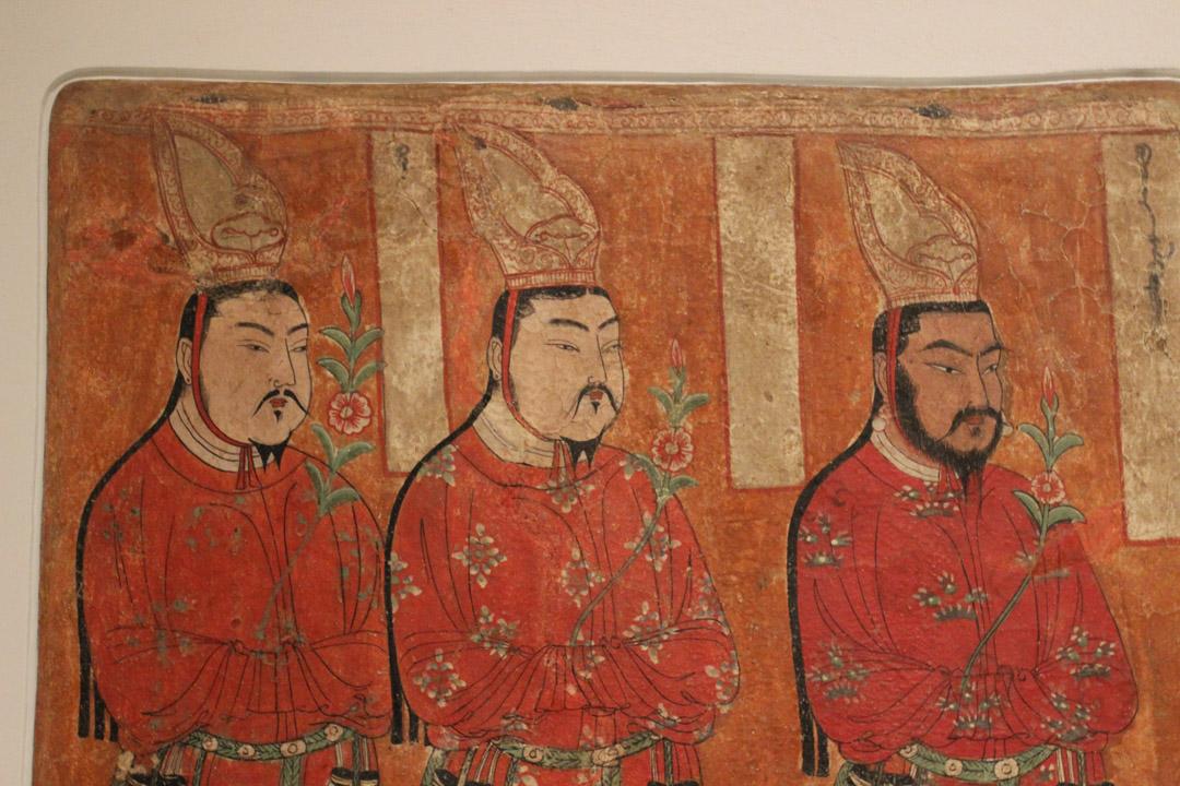 新疆石窟壁画 – 柏林亚洲艺术馆, 2014