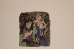 新疆石窟壁画 - 柏林亚洲艺术馆