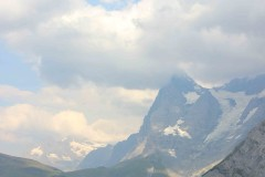 Swiss Alps: Interlaken & Murren, August 2015